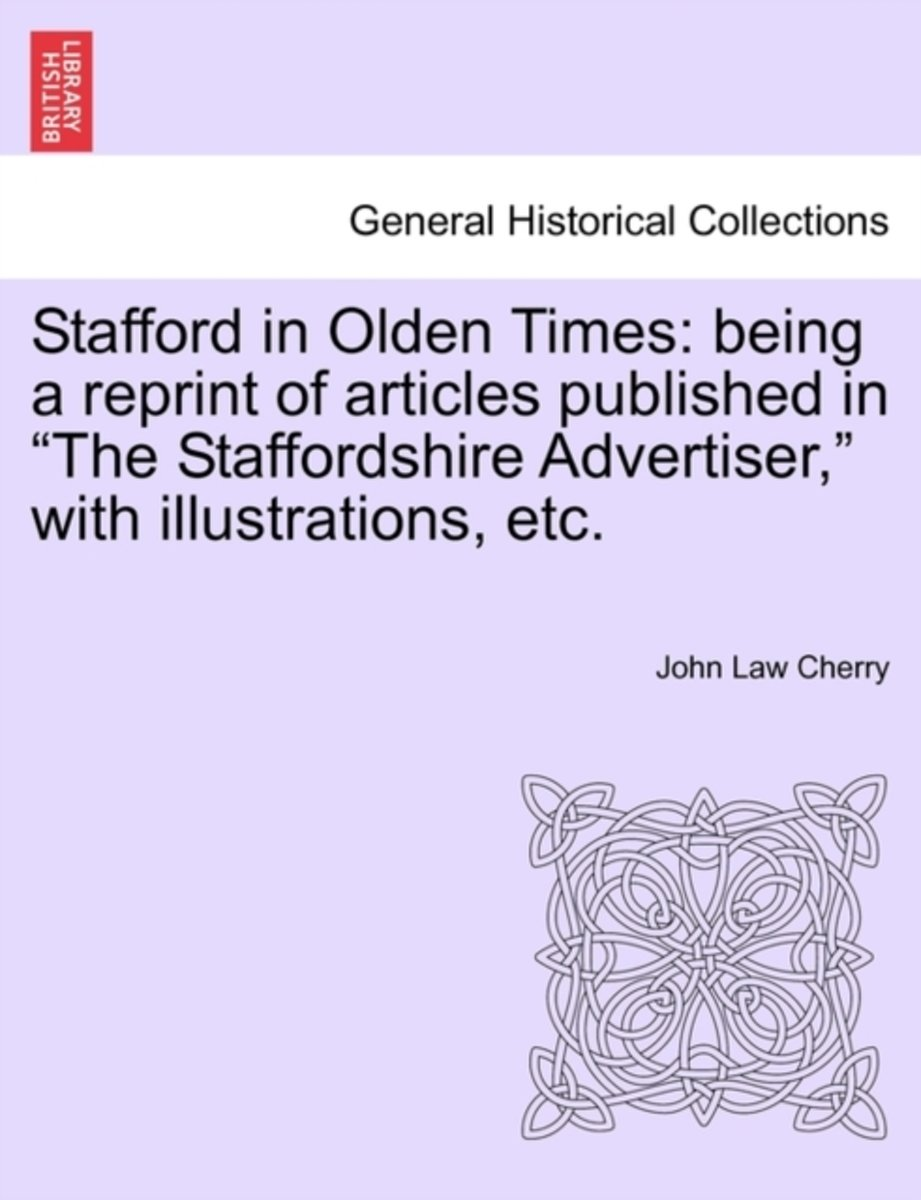 Stafford in Olden Times