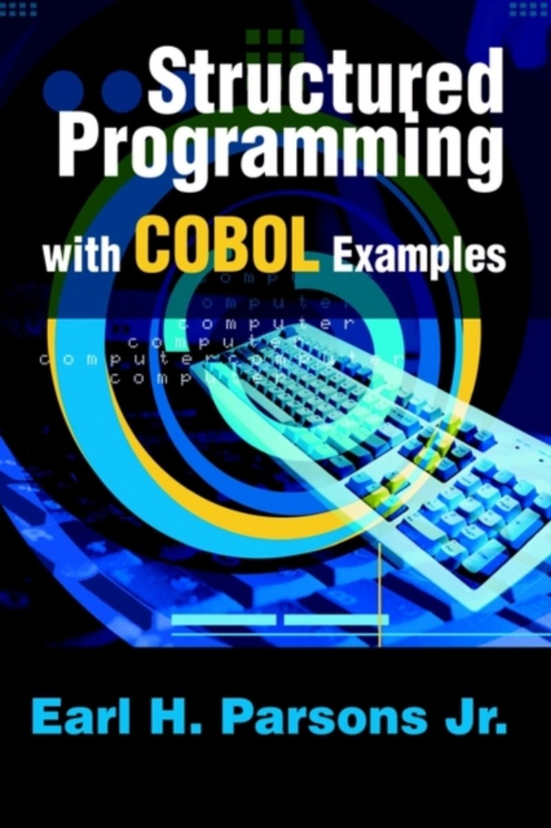 Structured Programming with COBOL Examples