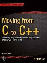 Moving from C to C++