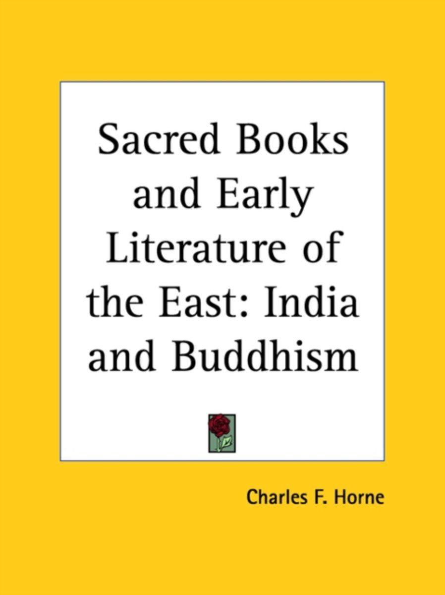 Sacred Books and Early Literature of the East