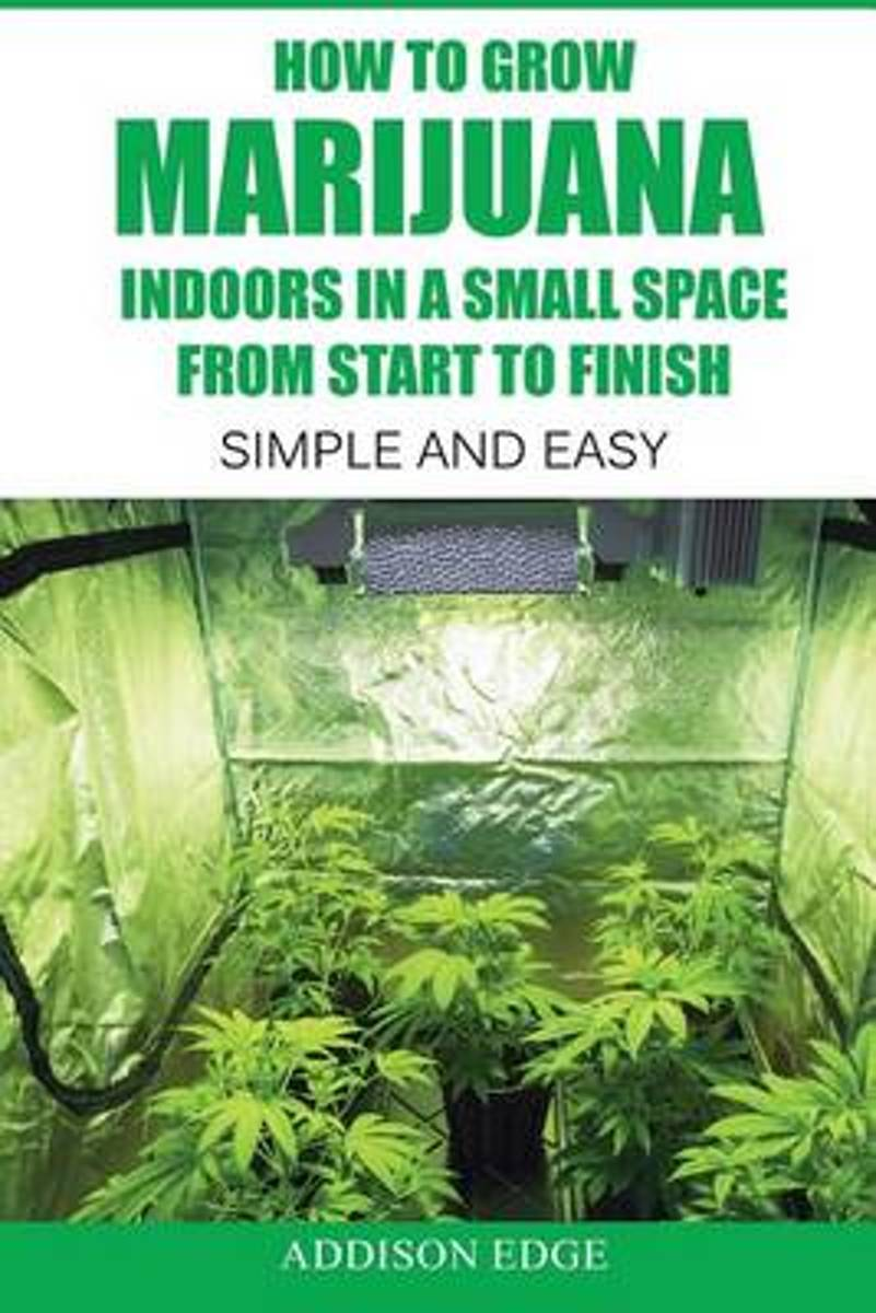How to Grow Marijuana Indoors in a Small Space from Start to Finish
