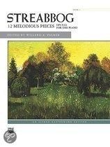 Streabbog -- 12 Melodious Pieces, Book 1, Op. 63
