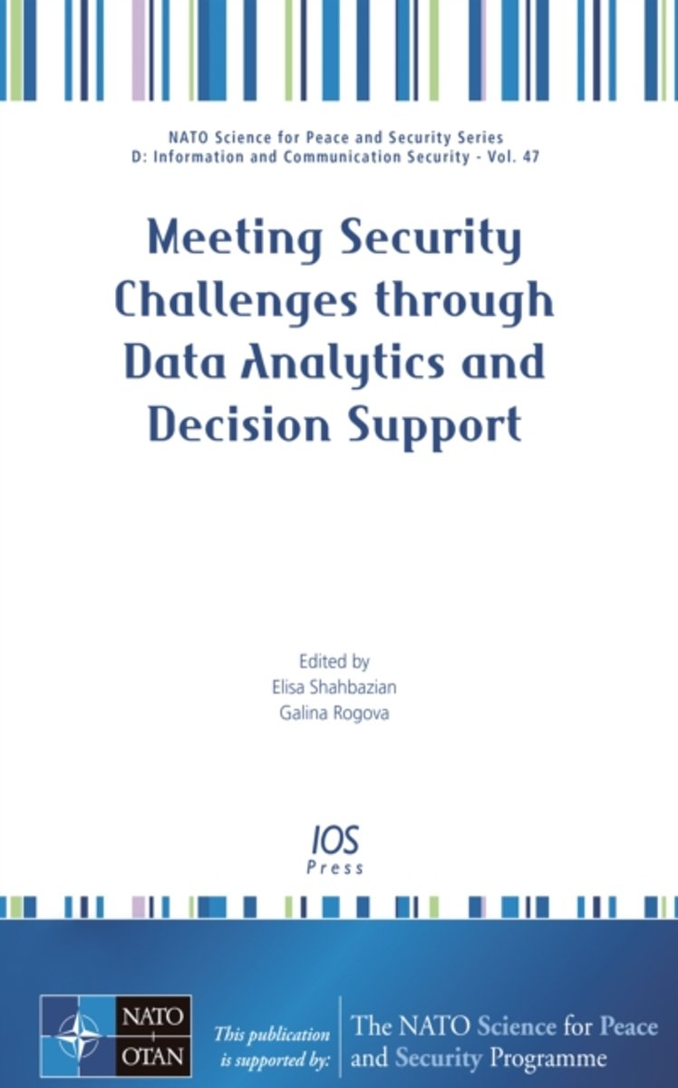 Meeting Security Challenges Through Data Analytics and Decision Support