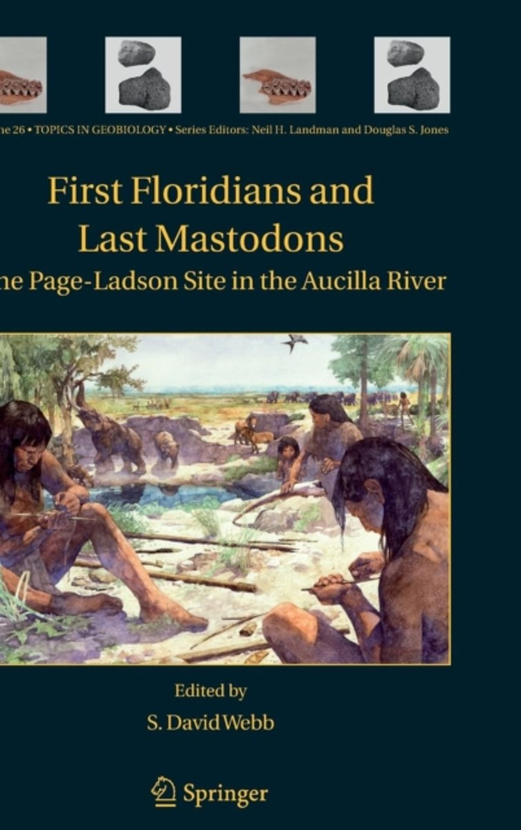 First Floridians and Last Mastodons