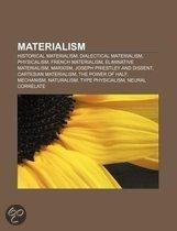 Materialism: Historical Materialism