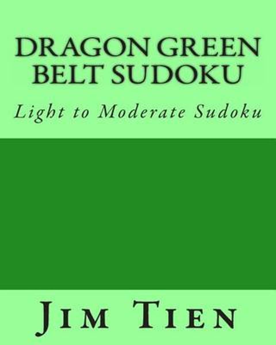 Dragon Green Belt Sudoku