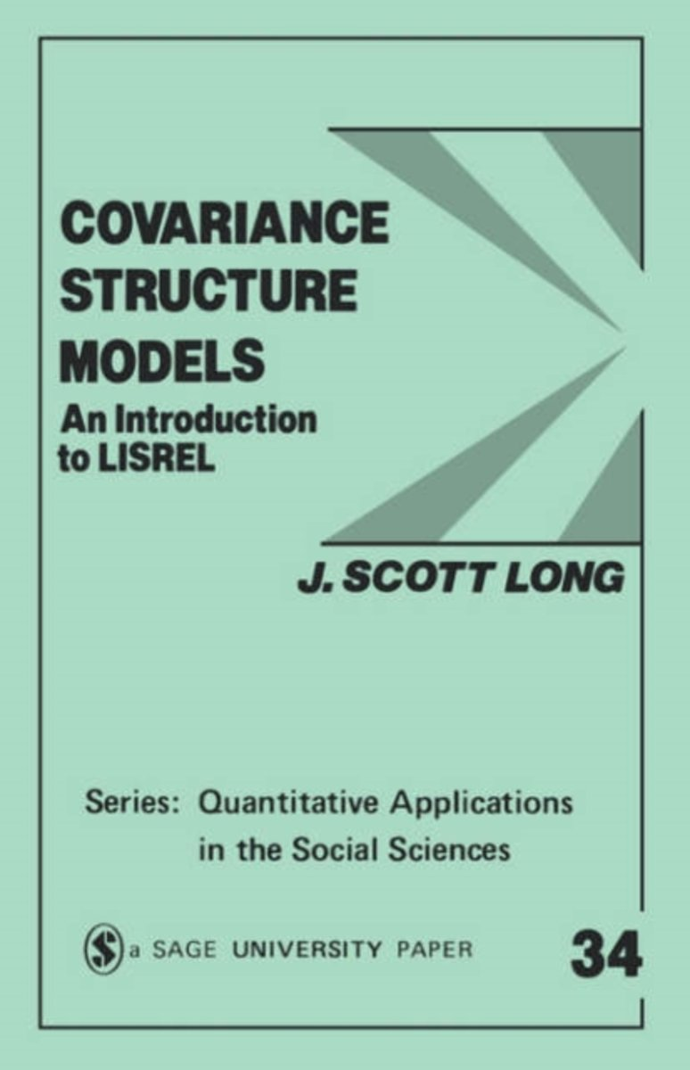 Covariance Structure Models
