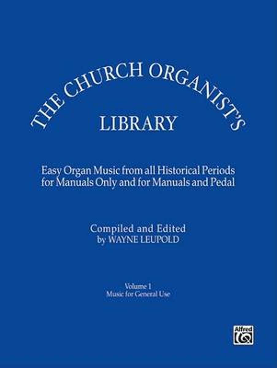 The Church Organist's Library, Vol 1