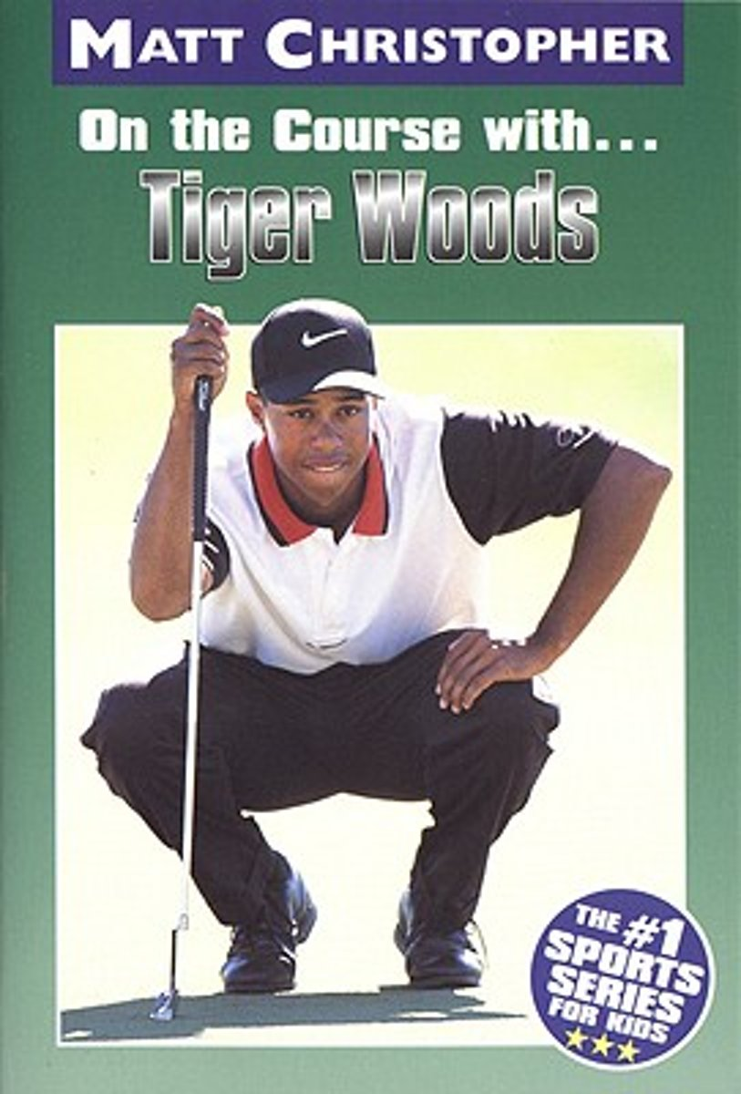 On the Course with-- Tiger Woods