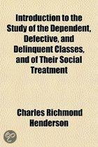 Introduction To The Study Of The Depende