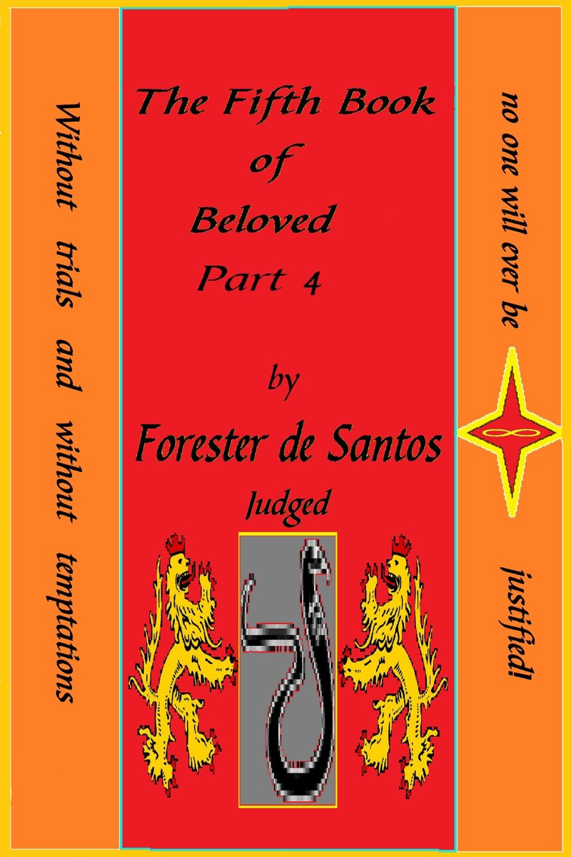 The Fifth Book of Beloved Part 4