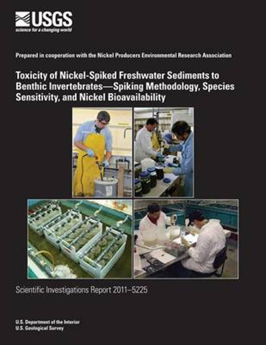 Toxicity of Nickel-Spiked Freshwater Sediments to Benthic Invertebrates?spiking Methodology, Species Sensitivity, and Nickel Bioavailability