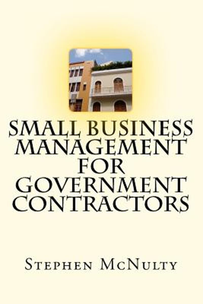 Small Business Management for Government Contractors