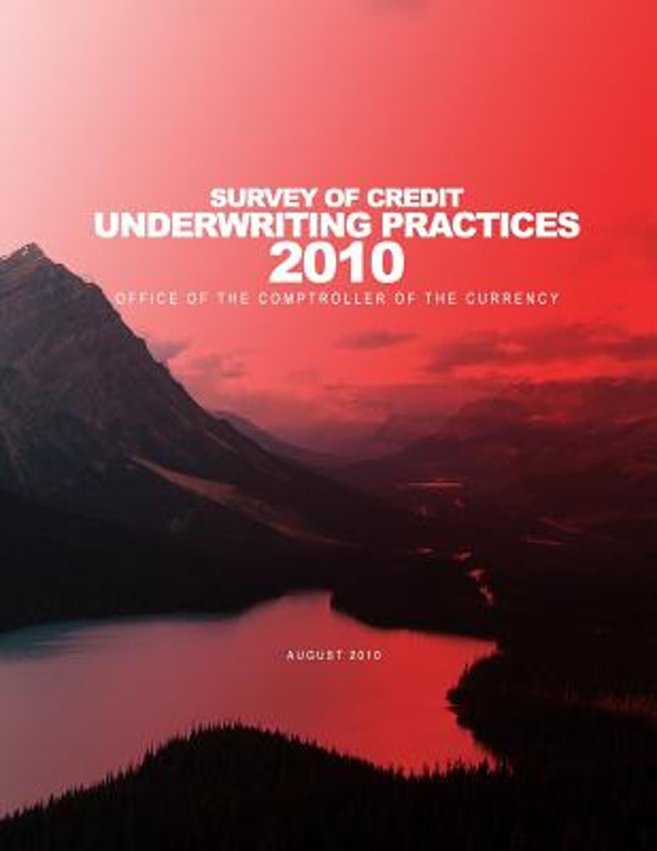 Survey of Credit Underwriting Practices 2010