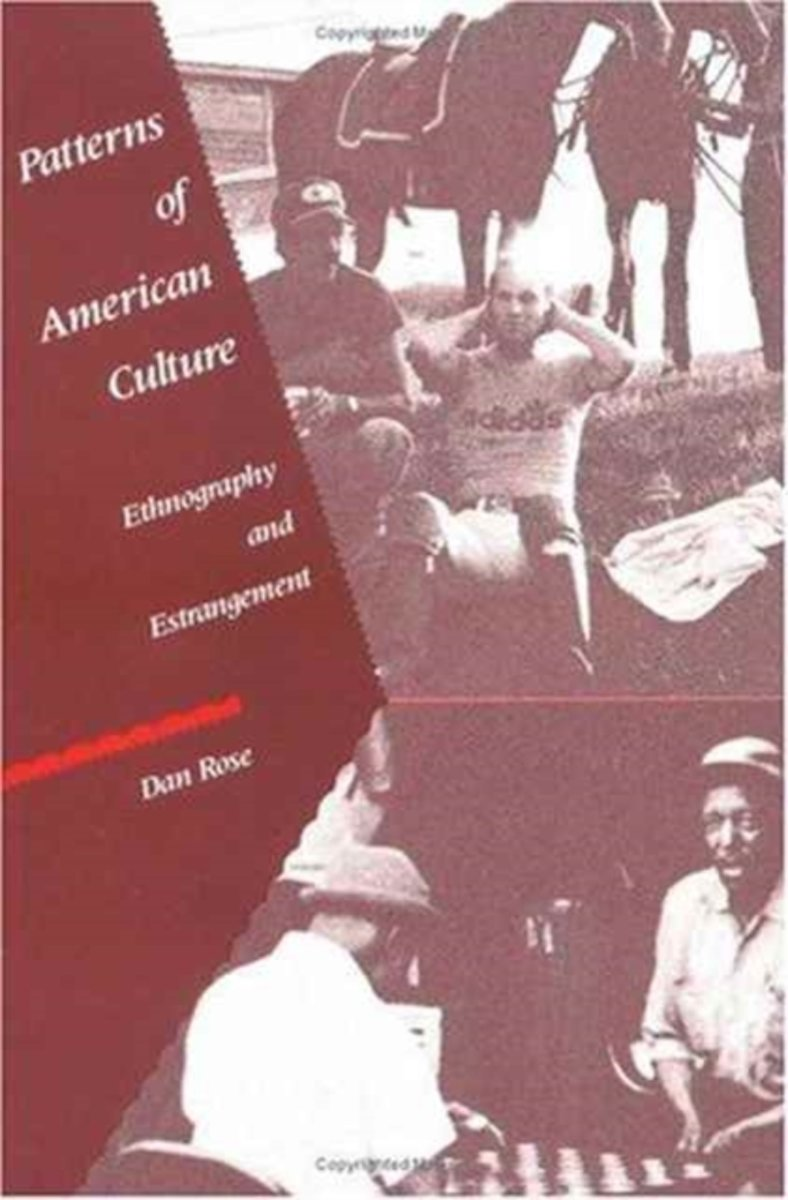 Patterns of American Culture