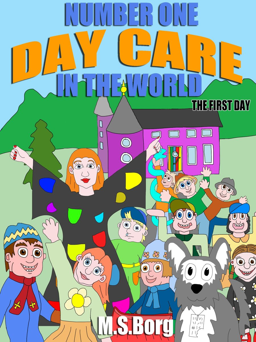 Number one day care in the world, the first day