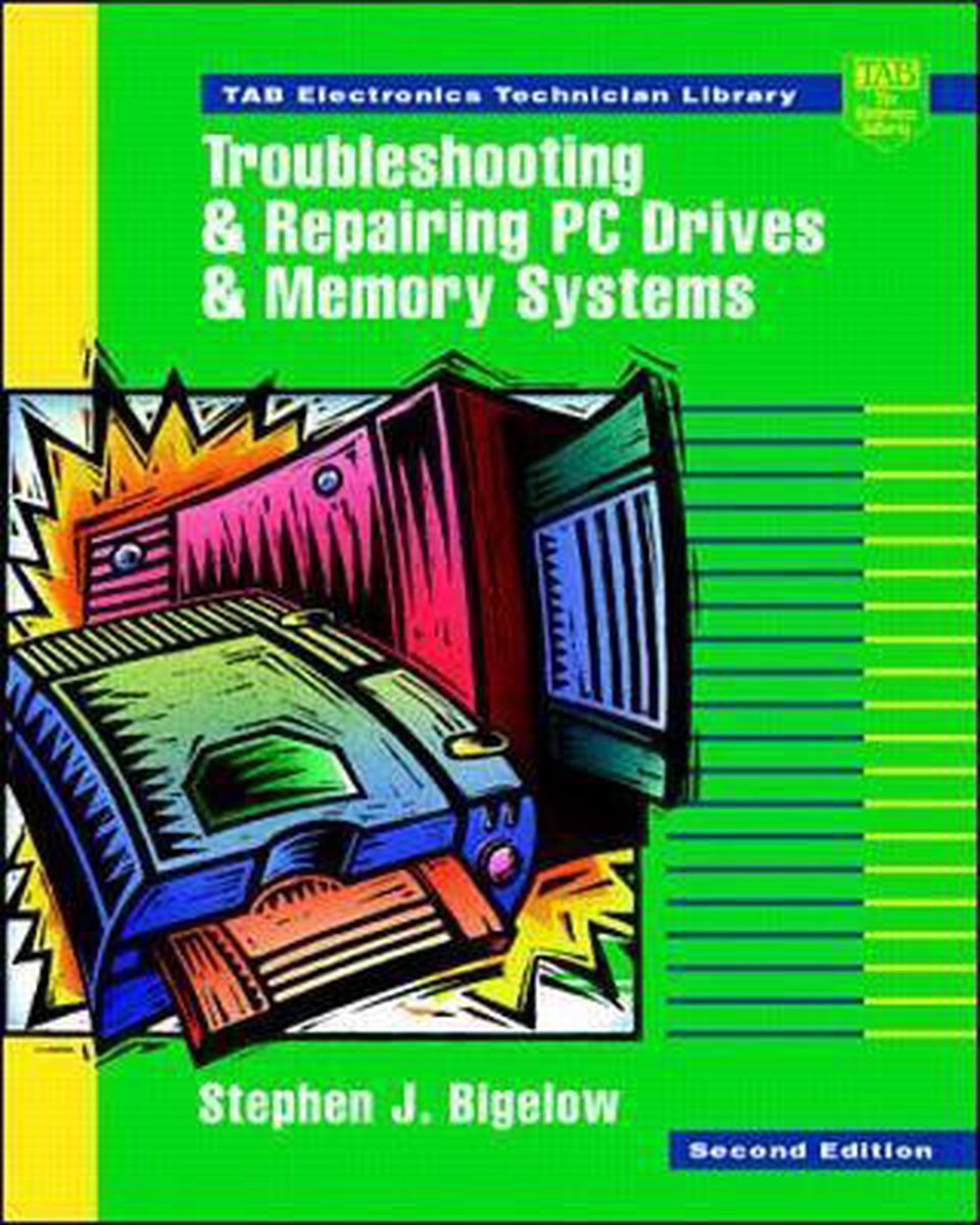 Troubleshooting and Repairing PC Drives and Memory Systems