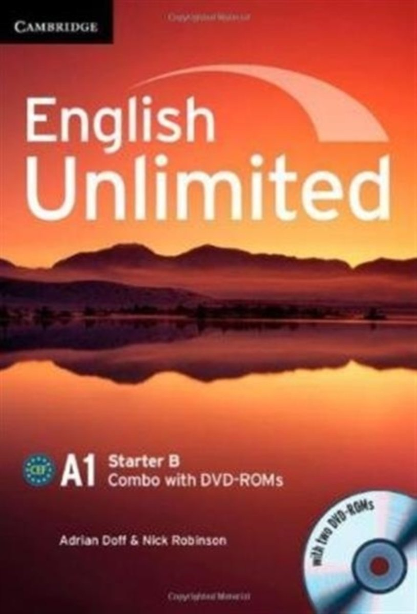 English Unlimited Starter B. Combo with DVD-ROMs (2)