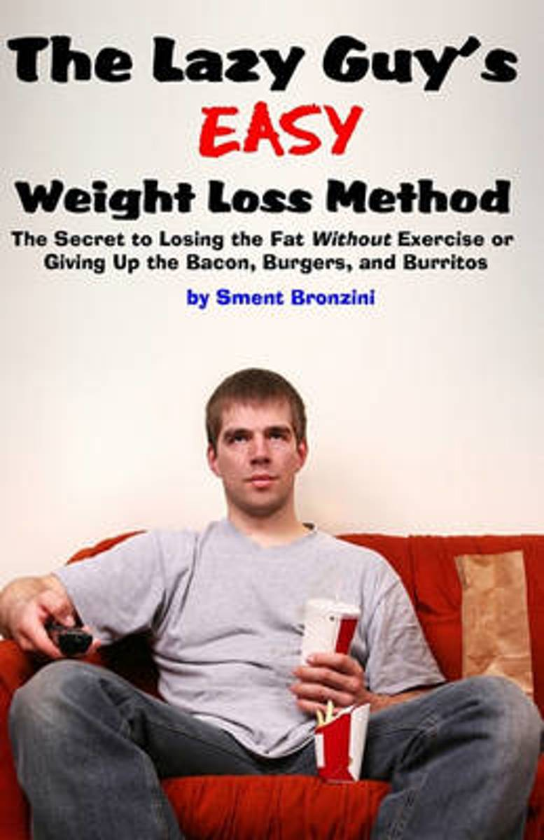 The Lazy Guy's Easy Weight Loss Method