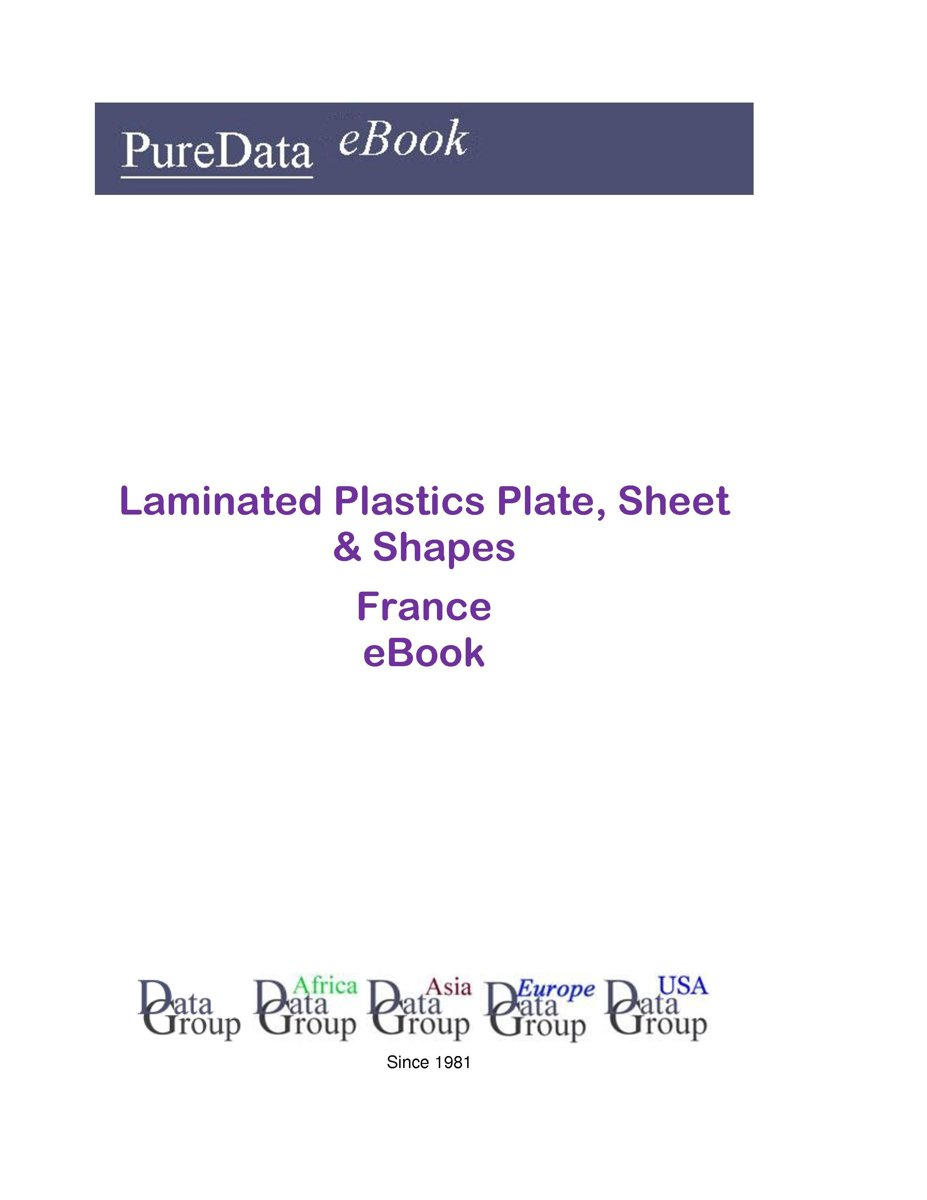 Laminated Plastics Plate, Sheet & Shapes in France