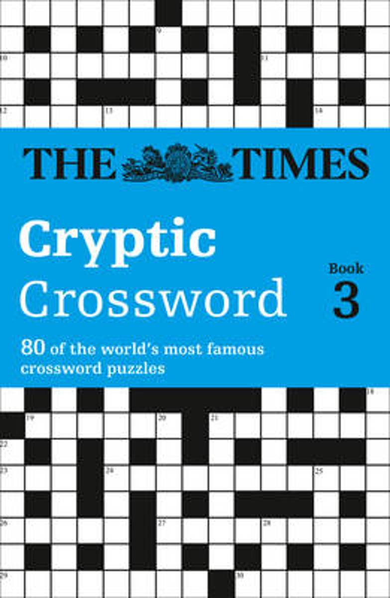 The Times Cryptic Crossword Book 3