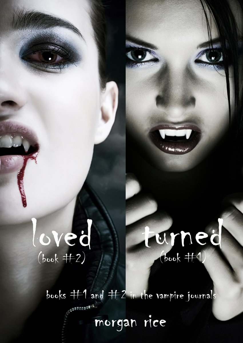 Vampire Journals Bundle (Books 1 and 2)