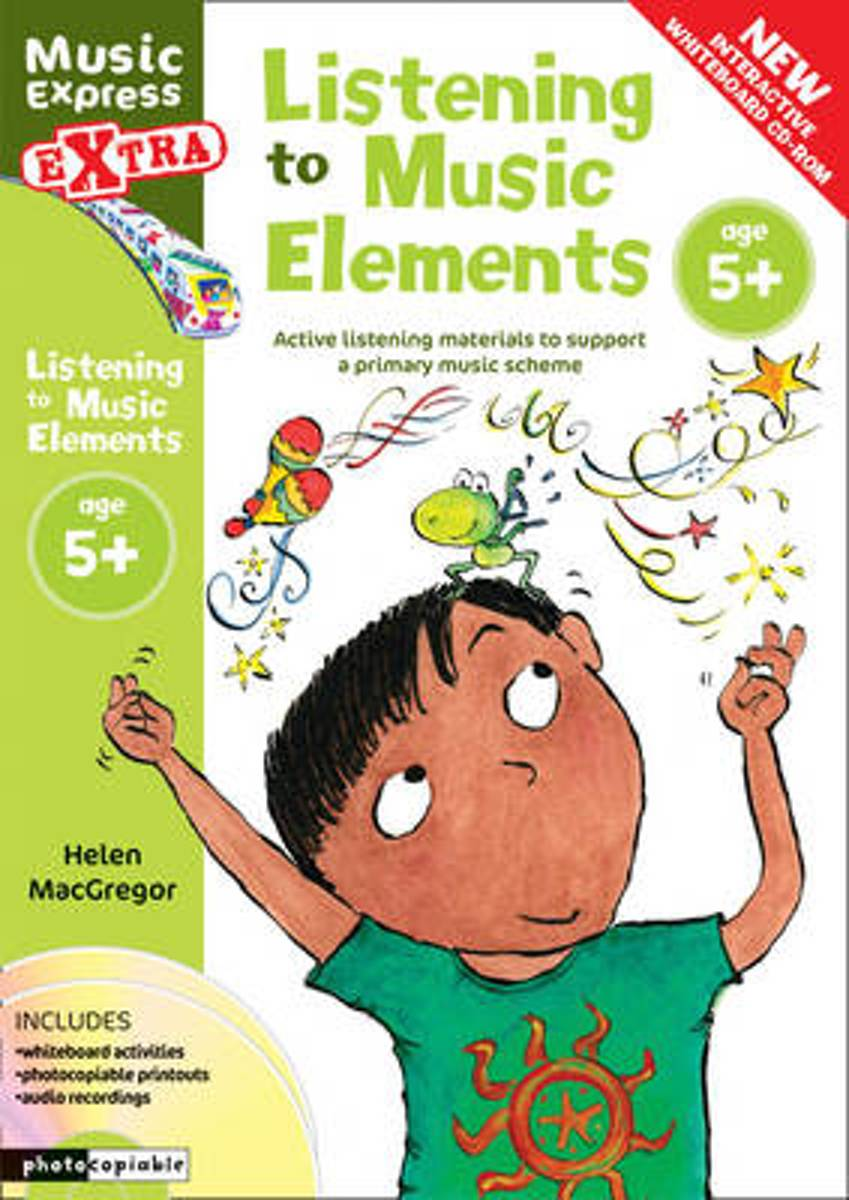 Music Express Extra - Listening to Music Elements Age 5+