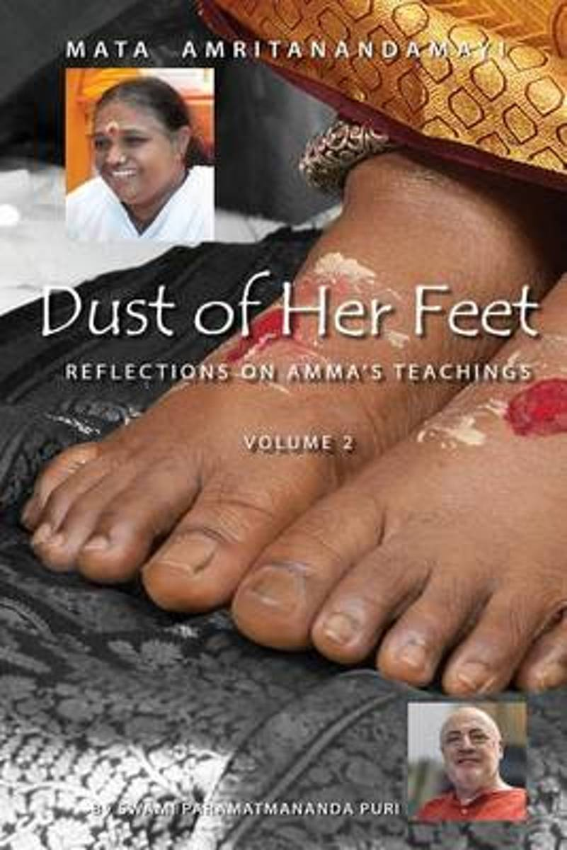 Dust of Her Feet