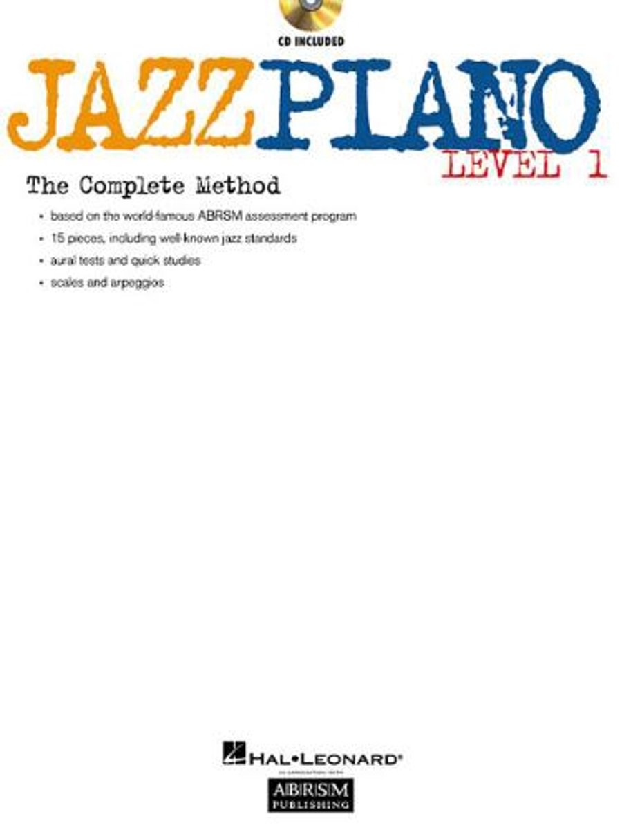 Jazz Piano, Level 1