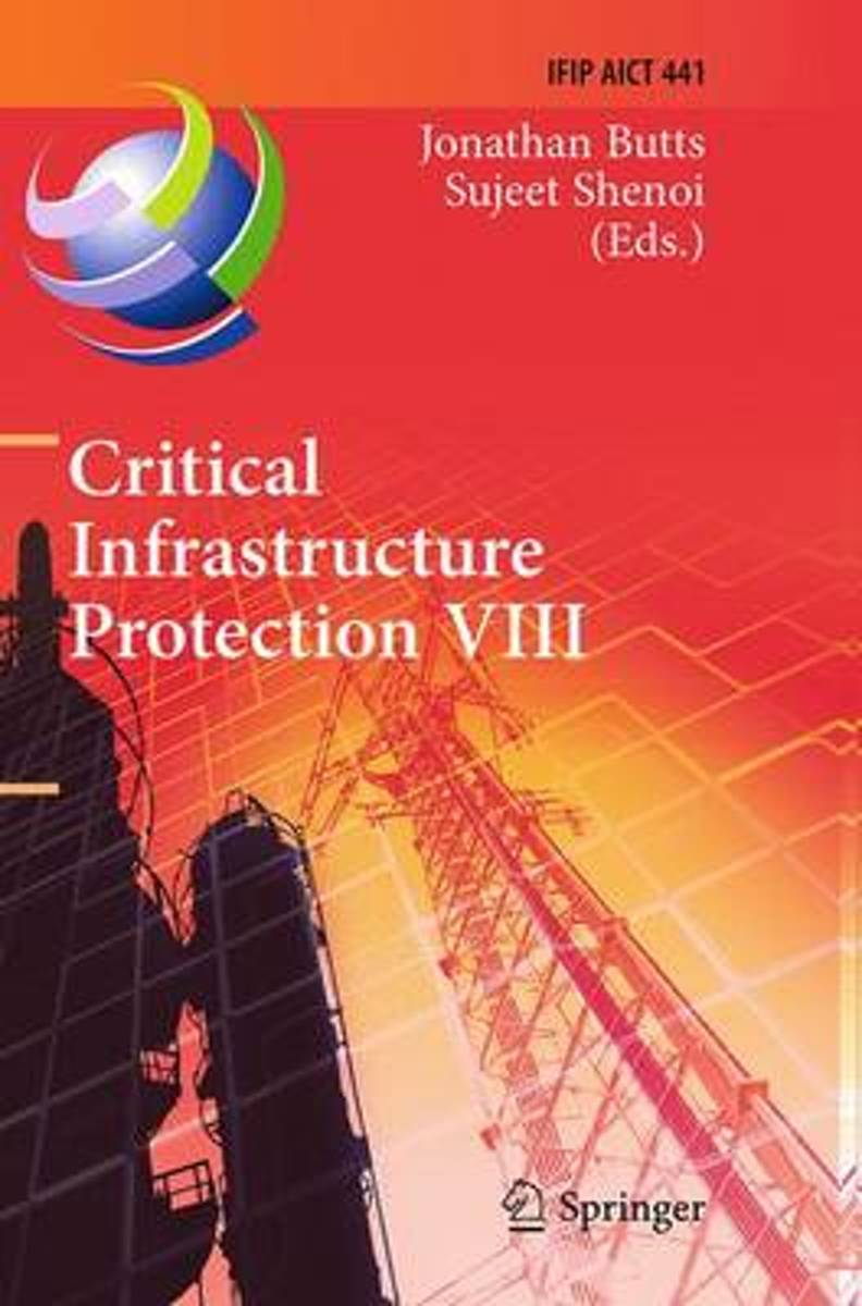Critical Infrastructure Protection VIII