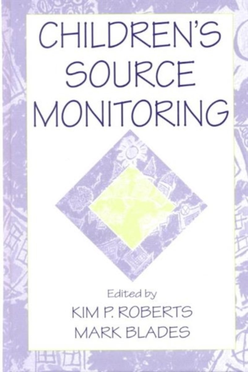 Children's Source Monitoring