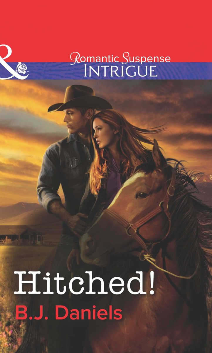 Hitched! (Mills & Boon Intrigue)