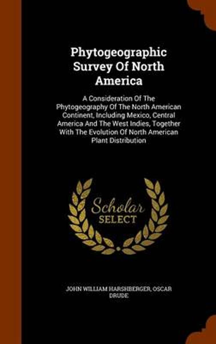 Phytogeographic Survey of North America