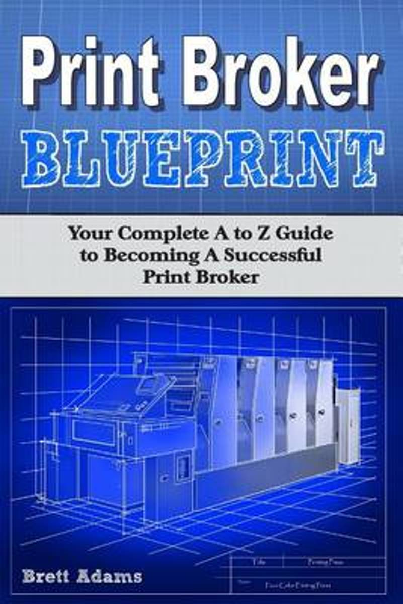 Print Broker Blueprint