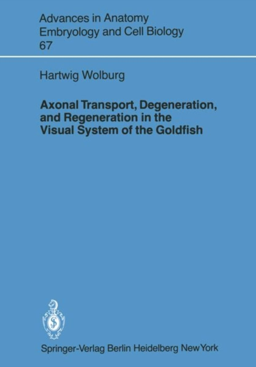 Axonal Transport, Degeneration, and Regeneration in the Visual System of the Goldfish