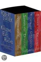 Boxed Set 10th Anniversary Edition Kingdoms and the Elves of the Reaches