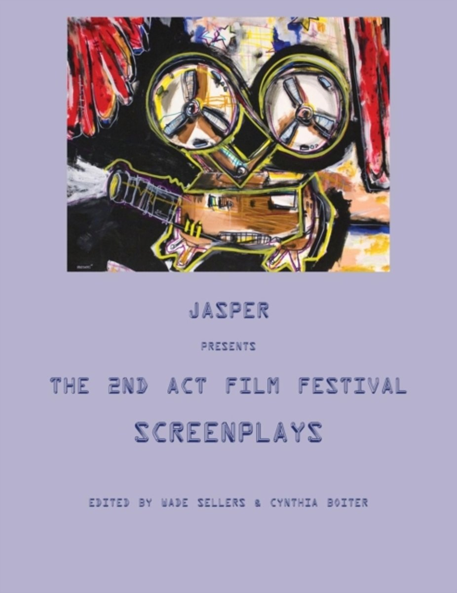 Jasper Presents the 2nd ACT Film Festival Screenplays