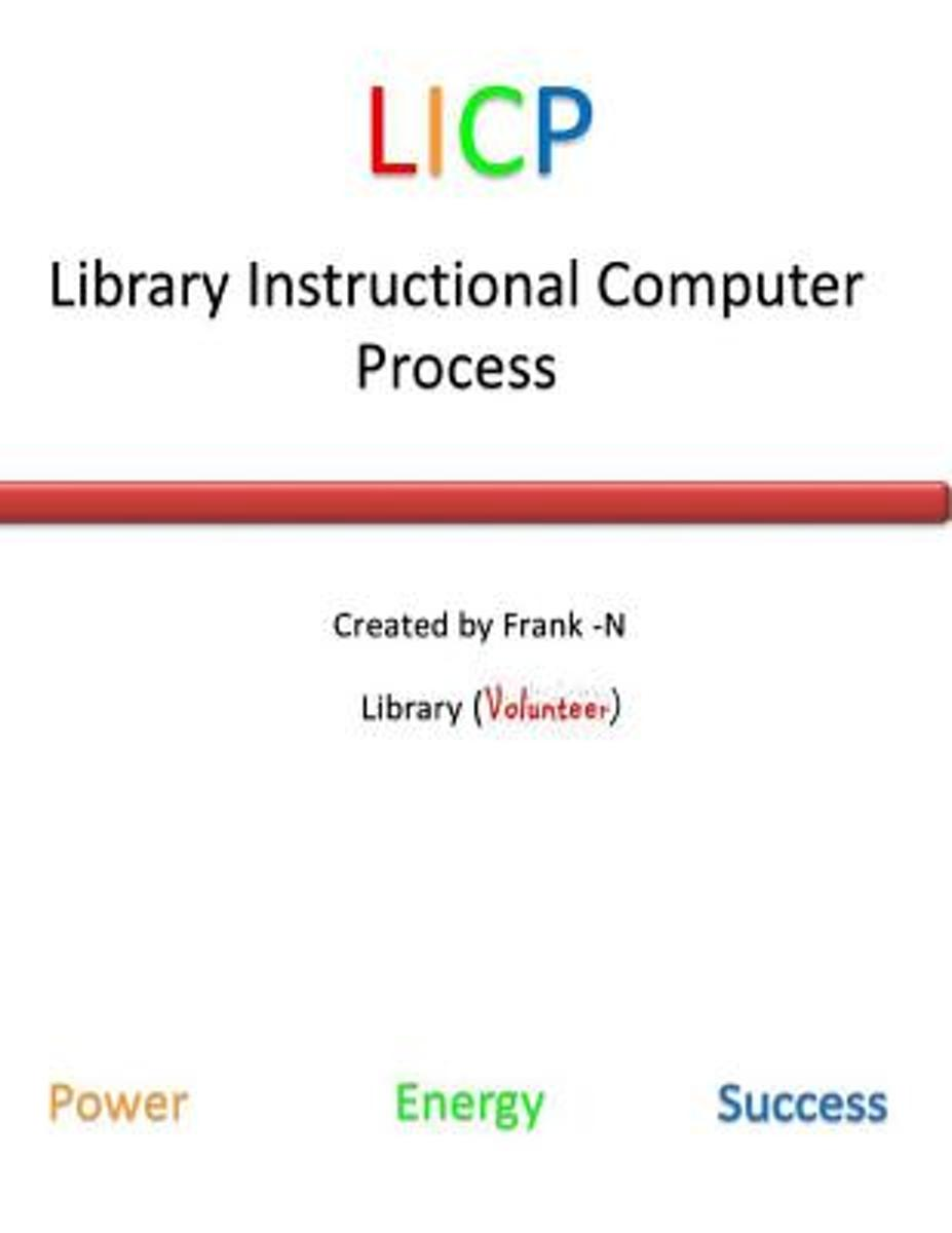 Library Instructional Computer Process (Licp)
