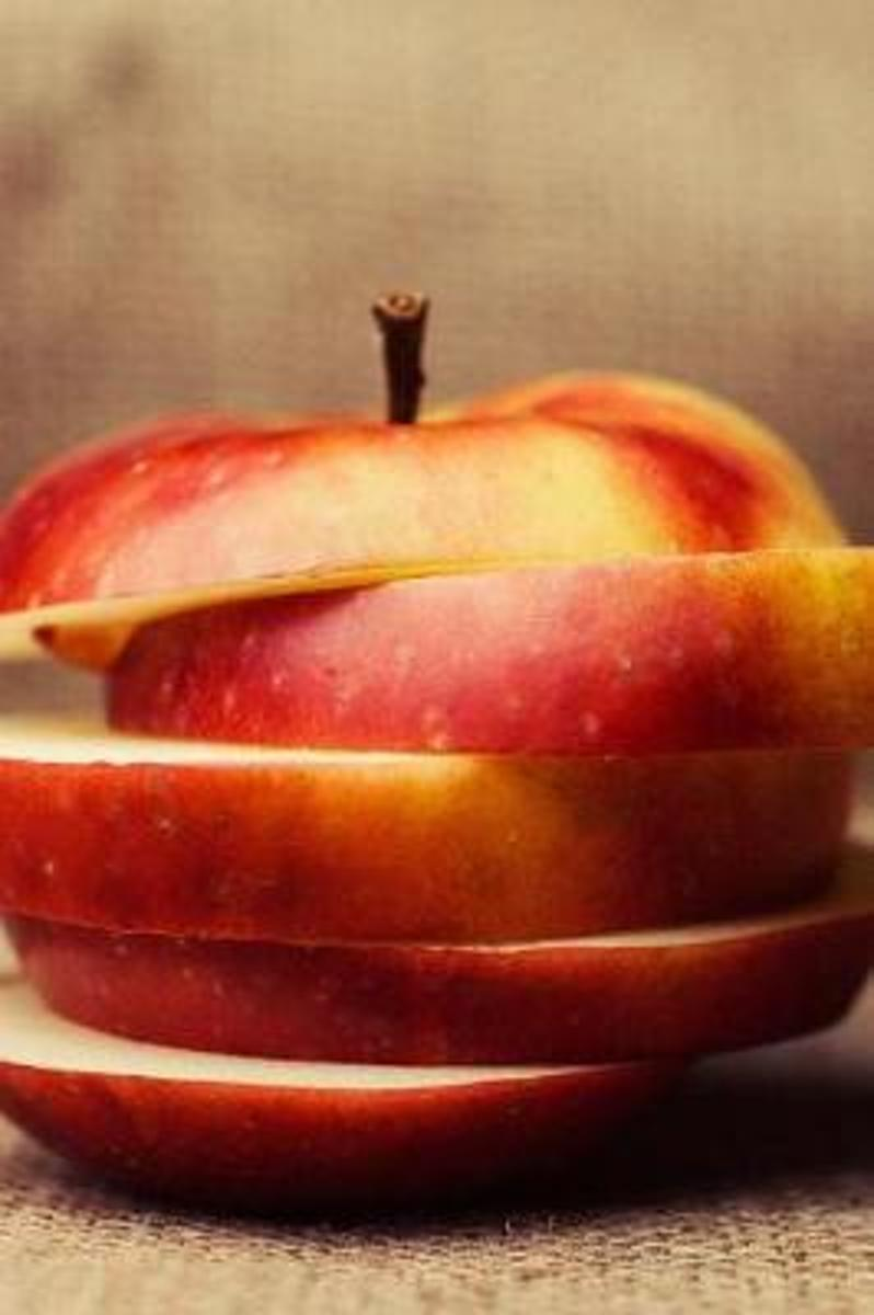 How about Some Apple Slices? Fruit Journal