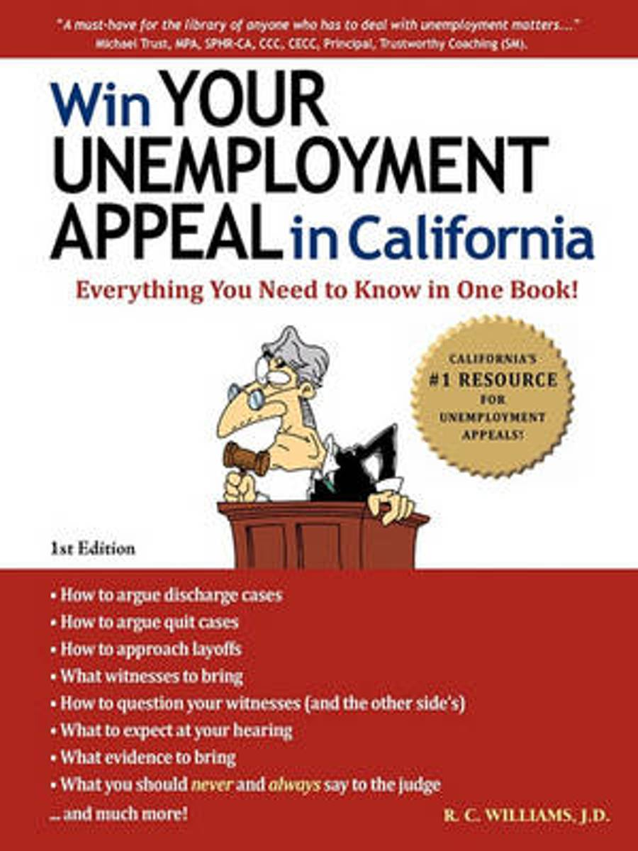 Win Your Unemployment Appeal in California