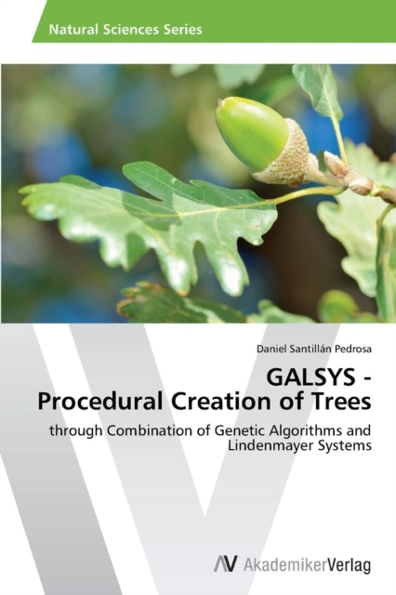 Galsys - Procedural Creation of Trees