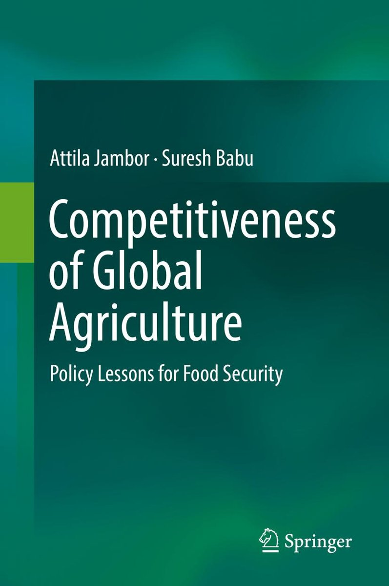 Competitiveness of Global Agriculture