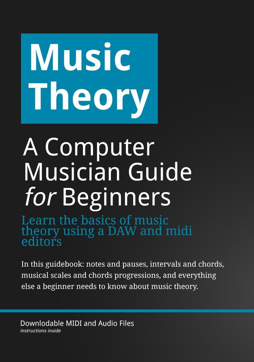 Music Theory: A Computer Musician Guide for Beginners