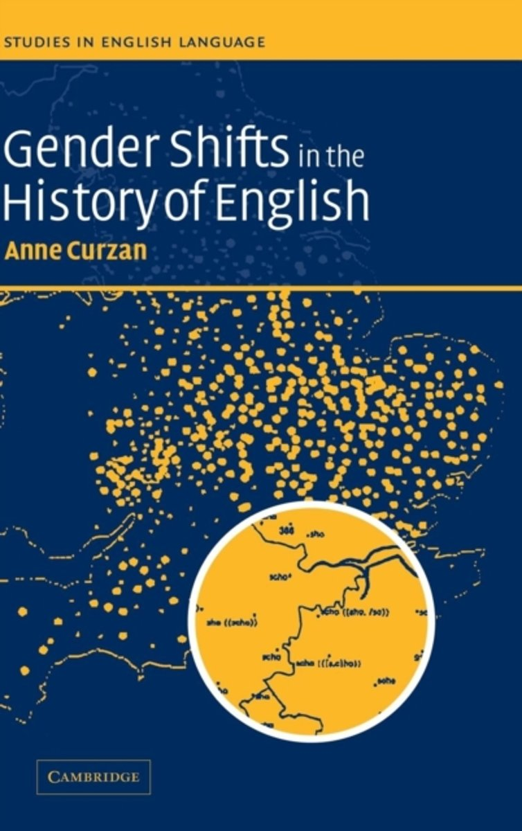 Gender Shifts in the History of English