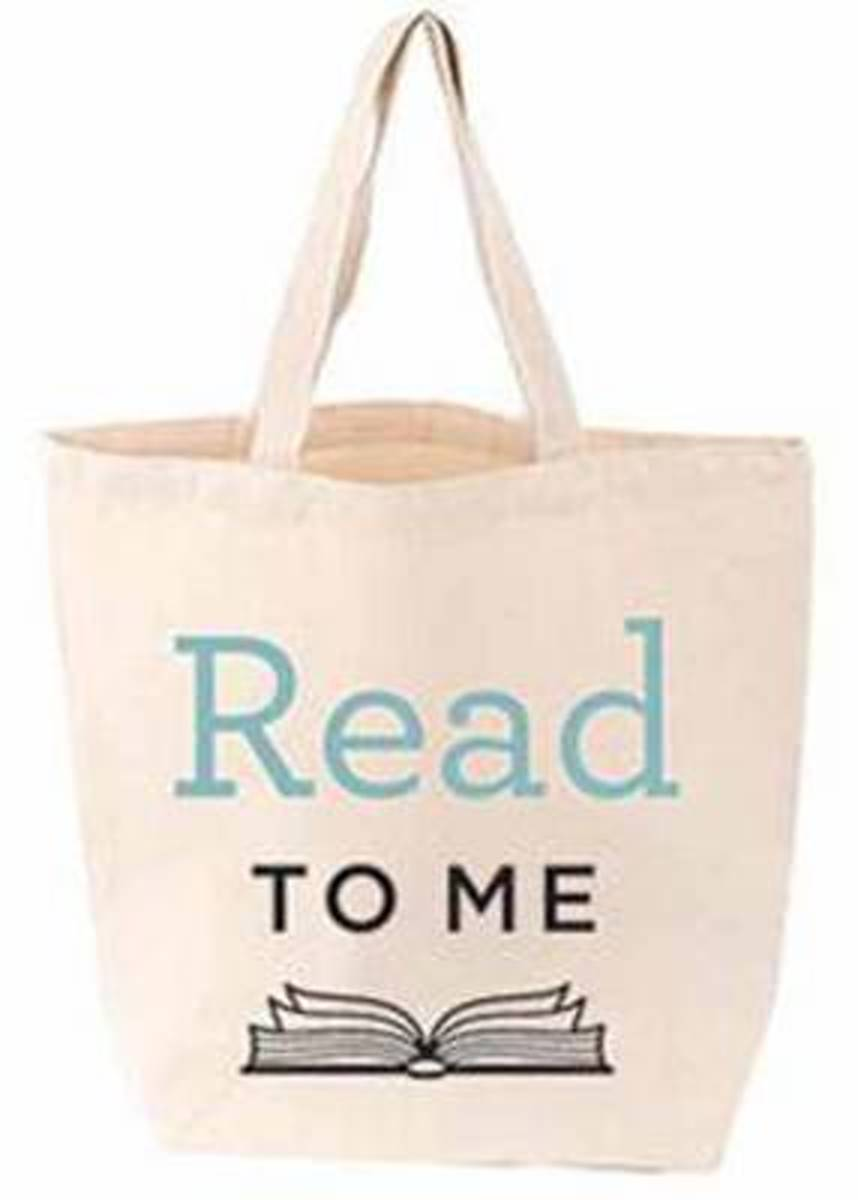 Littlelit Tote Read to Me