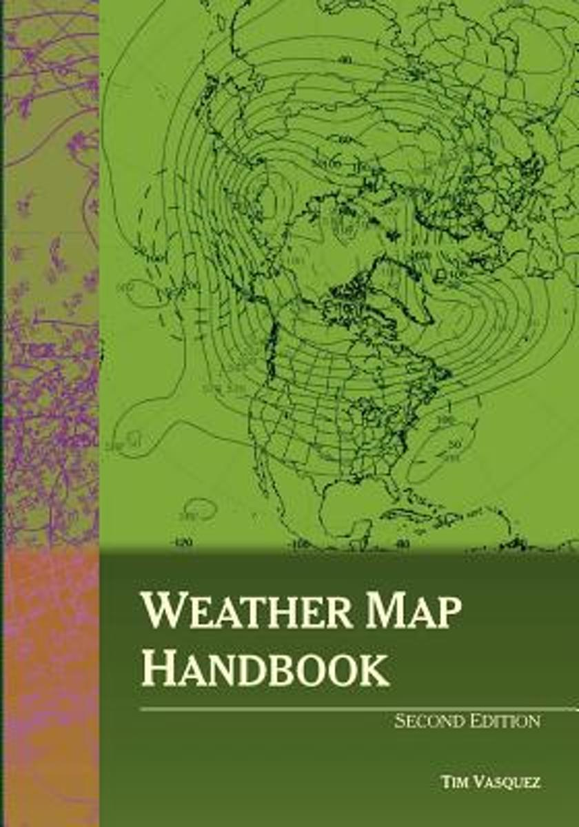 Weather Map Handbook, 2nd Ed. image