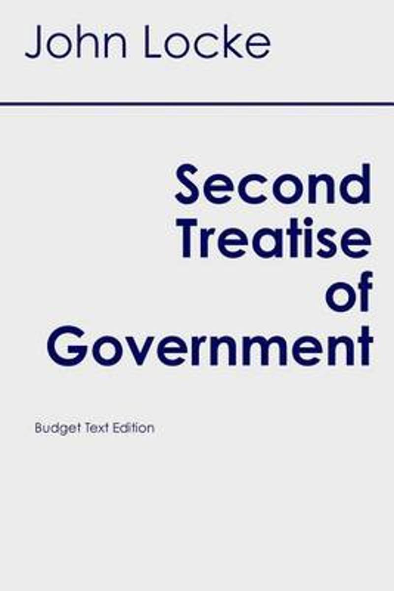 Second Treatise of Government (Budget Student Classics)