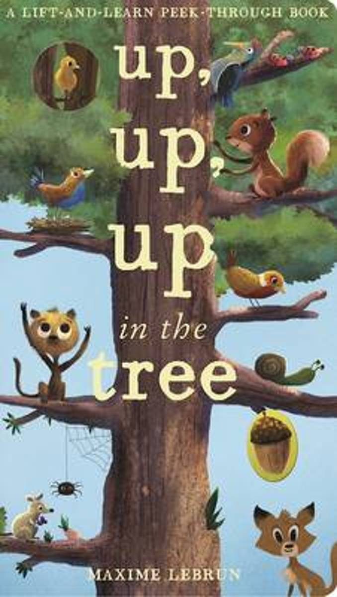 Up, Up, Up in the Tree