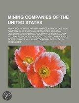 Mining Companies Of The United States: Coal Companies Of The United States, Coal Mining Companies Of The United States