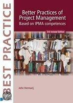 Better practices of project management Based on IPMA competences - 3rd revised edition image